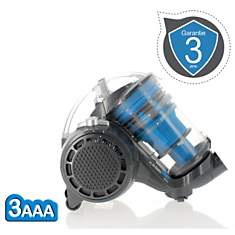 Aspirateur sans sac e.ziclean Turbo Eco