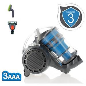 Aspirateur sans sac e.ziclean Turbo Eco Pets