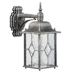 Applique extérieure lanterne carrée rétr...