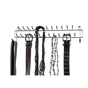 Patère 'Egard' pour cravates et ceinture