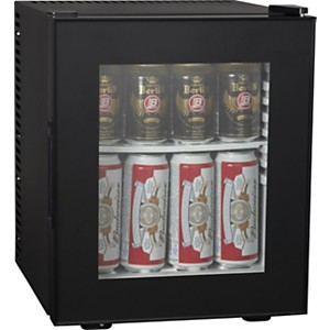 Mini-bar 19 L vitré SILENT200GLASS BRAND