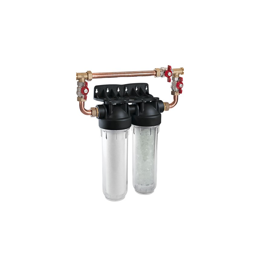 Duplex Pilotéphos anti-impuretés, anti-tartre, anti-corrosion