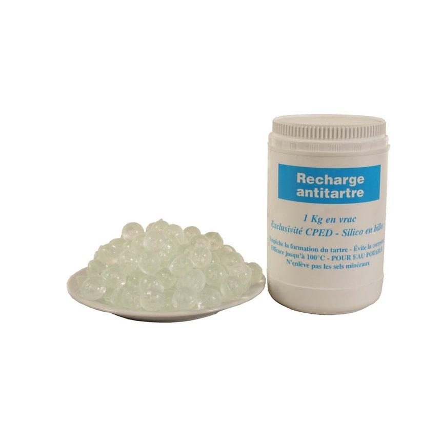 Seau de 1kg de billes de silicophosphate