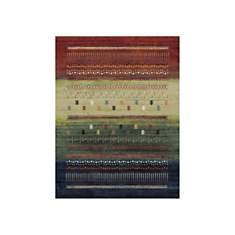 Tapis ethnique multicolore Dina AlloTapi