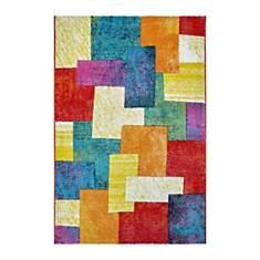 Tapis multicolore Tim Deladeco