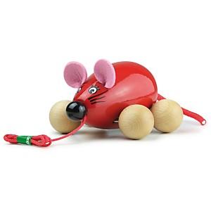 Lisa la souris rouge