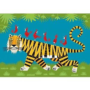 Le Tigre d'Oliver LAKE