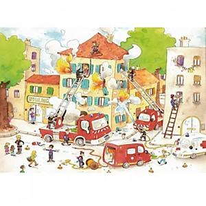 Les pompiers de CACOUAULT
