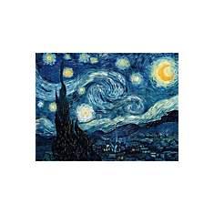 Nuit étoilée de vincent VAN GOGH