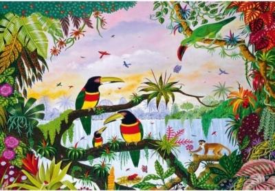La jungle d'Alain THOMAS
