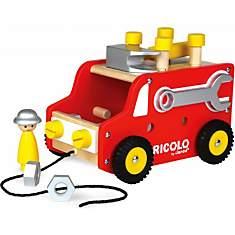 Camion Etabli Bricolo Redmaster