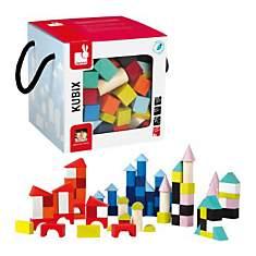 Kubix - Construire le monde en couleurs