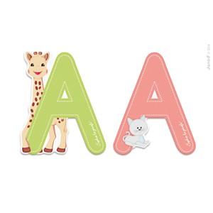 Lettre A Sophie la Girafe