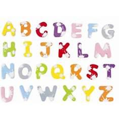 Lettres Magnet Alphabet