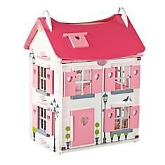 Maison de poupées équipée