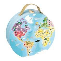 Puzzle Recto Verso Planète Bleue