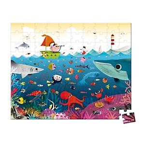 Valisette Puzzle Fond sous marin