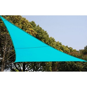 Voile d'ombrage Curacao - 4 x 4 x 4 m