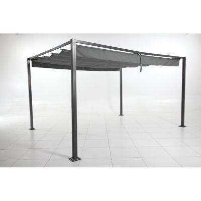 Tonnelle Elliston - 3 x 4 m