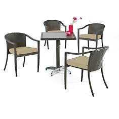 Tables de jardin 2/4 personnes - Camif