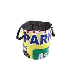 Panier à linge recyclé