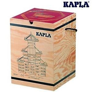 Malette 280 planchettes Kapla