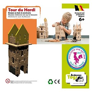 Tour du Hardi ARDENNES TOYS