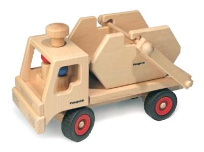Camion à conteneur FAGUS