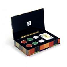 Coffret Poker CAYRO