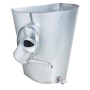 Récupérateur d'eau de pluie en zinc
