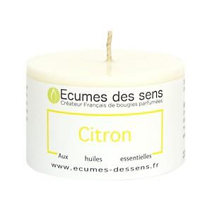 Bougie Parfumée Citron - Votive 100g