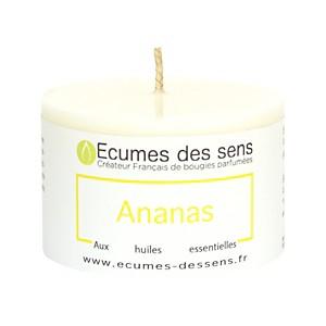 Bougie Parfumée Ananas - Votive 100g