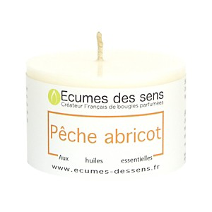Bougie Parfumée Pêche Abricot - Votive 1