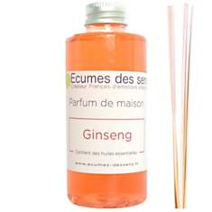 Parfum de maison senteur Ginseng enrichi