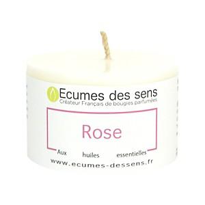 Bougie Parfumée Rose - Votive 100g