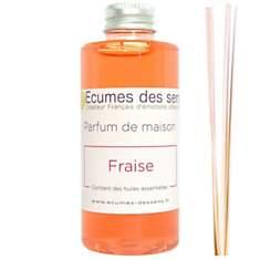 Parfum de maison senteur Fraise enrichi