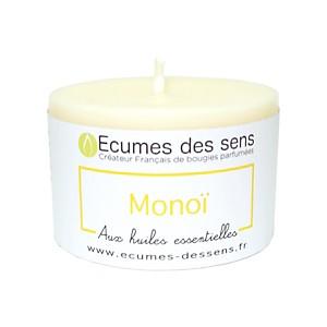 Bougie Parfumée Monoï - Votive 100g