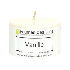 Bougie Parfumée Vanille - Votive 100g