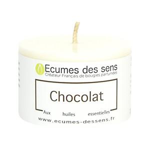 Bougie Parfumée Chocolat - Votive 100g