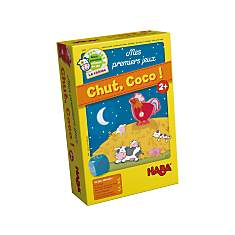 Mes premiers jeux - Chut, coco!