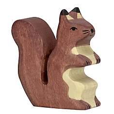 Ecureuil brun