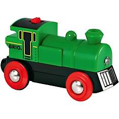 Locomotive à pile bidirectionnelle