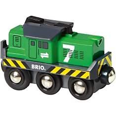 Locomotive de fret à pile