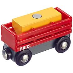 Wagon agricole