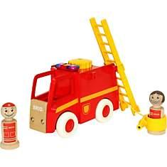 Camion de pompiers Son et Lumière