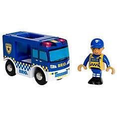 Camion de police - Son et Lumière
