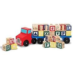 Camion Alphabet