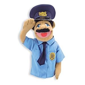Marionnette Agent de Police