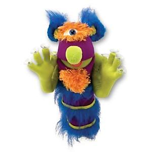 Marionnette Monstre