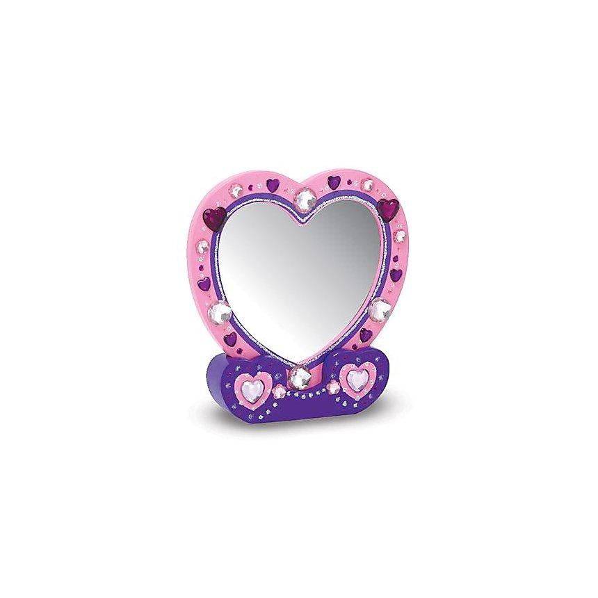 Miroir Coeur